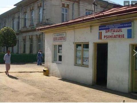 Tragedie! Un bărbat a fost găsit mort în curtea spitalului, la Secția de Psihiatrie