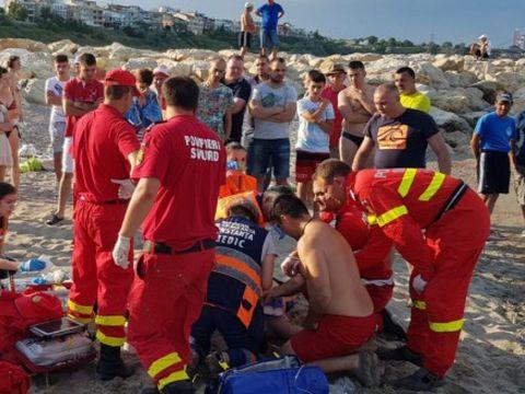 Tragedie pe litoralul românesc. Doi fraţi s-au înecat în Marea Neagră!