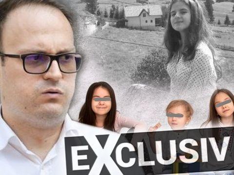 """Ei sunt cei trei copii ai lui Alexandru Cumpănașu! Ce spune unchiul Alexandrei: """"Voi rade tot dacă se ating de un fir de păr din capul copiilor mei!"""" FOTO EXCLUSIV"""