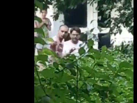 Un bărbat din Iași, luat la bătaie de un tătic supărat! Copiii lor se luaseră la ceartă din cauza unui leagăn