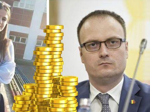 Cât de mare este în realitate averea lui Alexandru Cumpănașu? Unchiul Alexandrei Măceșanu locuiește într-un cartier bun din Capitală