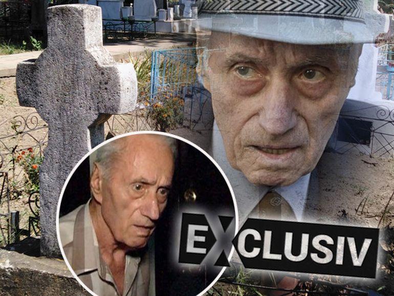 Am descoperit mormântul secret al lui Alexandru Vișinescu! Așa arată locul de veci al torționarului! Ce au făcut de frică rudele decedatului FOTO EXCLUSIV