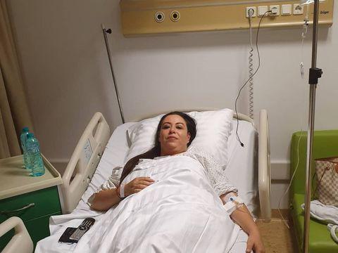 """Cum se simte Oana Roman după ce a ajuns la spital: """"Eu sper că o să fie bine..."""""""