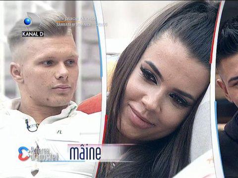 Puterea dragostei 9 septembrie. Un nou concurent intră în casă, Andra alege între el și Bogdan Mocanu