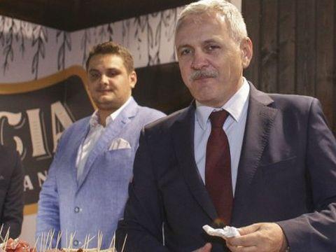 """Fiul lui Liviu Dragnea, acuzat că ia bani cu japca pentru a-şi finanţa echipa de fotbal: """"Mâine vreau sa am 2 miliarde pe masă, fără prea multă gălăgie. Nu-i am, vă bag pe toţi unde vă este locul!"""""""