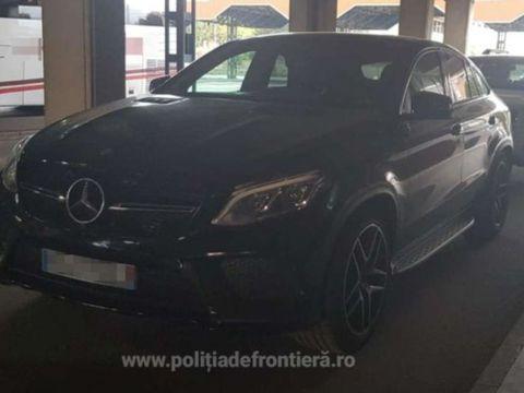 Ce a pățit un român care a încercat să intre în țară cu un Mercedes de 40.000 de euro! S-a întâmplat chiar la graniță