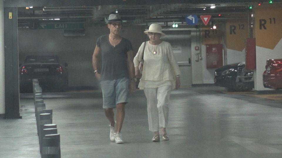 Ștefan Bănică jr e un fiu model! Și-a scos mama la shopping, dar a rămas fără resurse | VIDEO EXCLUSIV