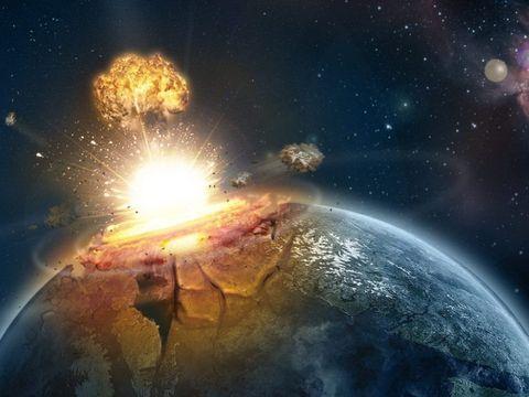 Pericol uriaș pentru planeta noastră! Trei asteroizi se apropie amenințător de Pământ!