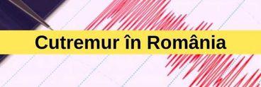 Cutremur puternic în România în această dimineață! Ce magnitudine a avut