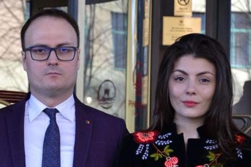 Gafa rușinoasă făcută de soția lui Alexandru Cumpănașu