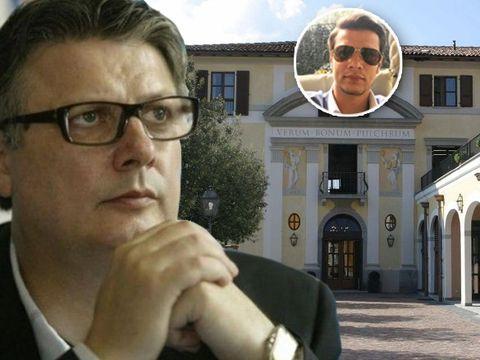 Gino Iorgulescu a cheltuit o avere pe studiile lui Mario! Şeful a dat un sfert de milion de euro pentru ca Mario să termine liceul în Elveţia!