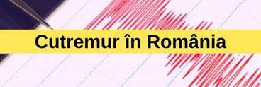 Cutremur în România pe 12 septembrie! Ce magnitudine a avut
