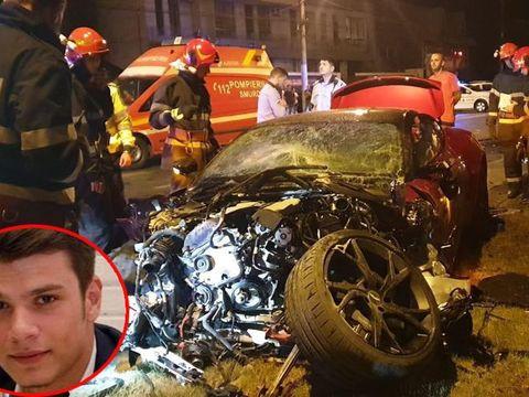 Mario Iorgulescu era băut când a produs accidentul! Ce concentrație de alcool avea în sânge