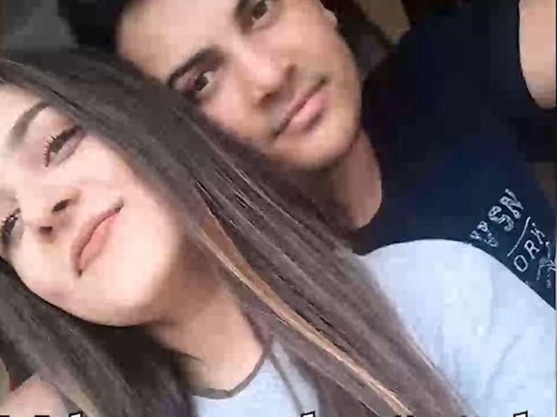 Luiza Melencu si iubitul sau
