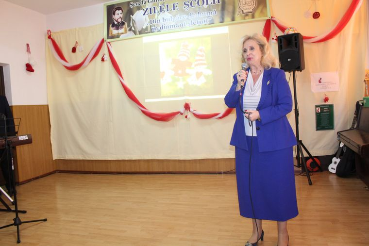 Camelia Gavrila, despre Evaluarea Nationala si Bacalaureat
