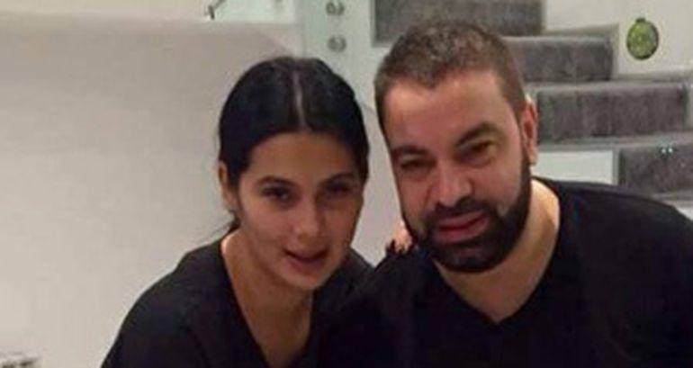 """Florin Salam """"a fugit"""" cu Roxana Dobre în Statele Unite! Manelistul își prelungește vacanța pe fondul problemelor de sănătate"""