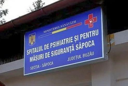 Măsuri crâncene la spitalul din Săpoca! nAm erușit să facem poze peste gardurile înalte