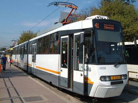 Veste proastă pentru bucureșteni! Linia de tramvai 41 se suspendă din nou!