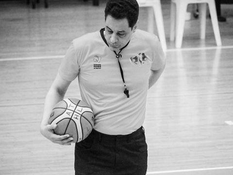 Doliu în lumea sportului! Valentin Negrea, un cunoscut arbitru de baschet, a murit astăzi într-un accident rutier!