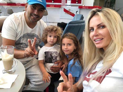 Andreea Bănică nu mai doarme în același pat cu soțul ei! Primele declarații