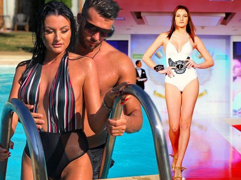 Cât de sexy este noua iubită a lui Alex Bobicioiu de la Puterea Dragostei! Manuela Oprișiu, imagini incendiare