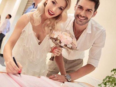 Andreea Bălan s-a împăcat cu tatăl ei și l-a chemat la nuntă! A recunoscut de ce nu l-a invitat l-a cununia civilă