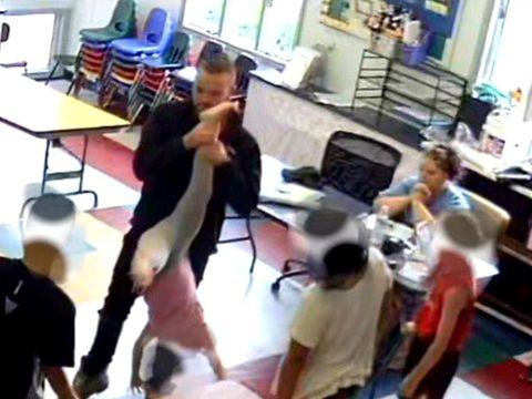 Scene cumplite! Doi educatori au agresat un copil de 5 ani! Momentul a fost filmat. Ce a făcut Poliția, care a fost alertată în acest caz