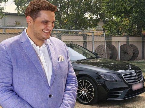 Fiul lui Liviu Dragnea şi-a tras un bolid de 150.000 de euro! Esta a şasea maşină a lui Valentin!