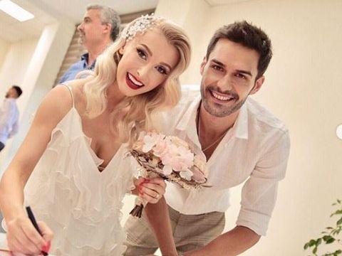 """Mesajul emoționant pe care Andreea Bălan i l-a transmis lui George Bucea înainte de a deveni soția lui: """"Nunta noastră este o încununare a..."""""""