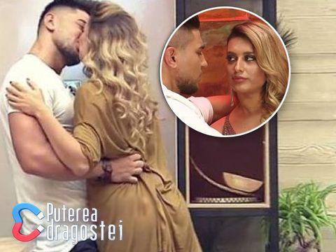 """Puterea dragostei! Șoc pentru Bogdan Mocanu! Unui concurent îi place de Ana, fosta lui iubită! """"Ea este genul meu""""!"""