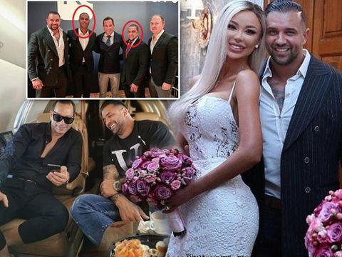 Alex Bodi a intrat în afaceri cu două legende ale fotbalului, care au jucat la Real Madrid şi Barcelona! Uite-l pe soţul Biancăi Drăguşanu la întâlnirea cu Roberto Carlos şi Patrick Kluivert!