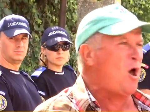 Bunicul Luizei Melencu a fost reținut! Ce a făcut când l-a văzut pe Gheorghe Dincă adus în casa groazei de la Caracal