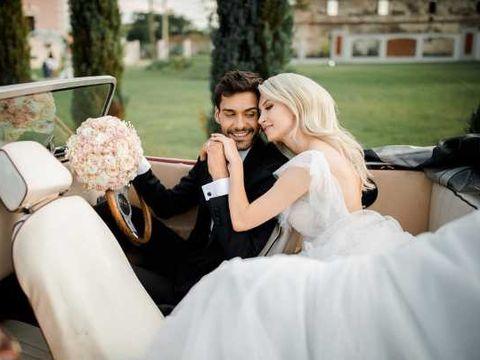 Apariție INCREDIBILĂ la nunta Andreei Bălan! Primul iubit al solistei a fost și el la eveniment FOTO EXCLUSIV
