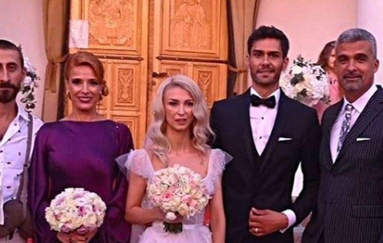 Fostul iubit al Andreei Bălan, prezent și el la nuntă! Reacția artistei când l-a văzut
