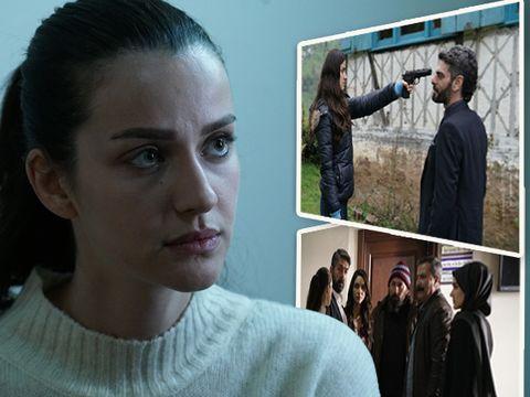"""În """"Lacrimi la Marea Neagră"""", Nefes luptă pentru a-l salva pe Tahir"""