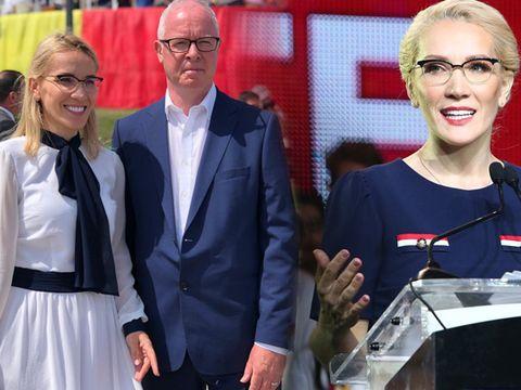 Soțul Ramonei Ioana Bruynseels a renunțat la salariul uriaș de la bancă și conduce campania electorală a soției! 62.000 euro câștiga lunar Dominic Bruynseels