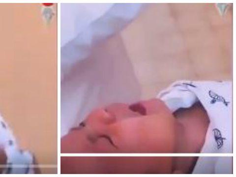Înfiorător! Ce a putut să-i facă un bărbat unui nou-născut! Toată lumea s-a revoltat, iar el a ajuns pe mâinile polițiștilor