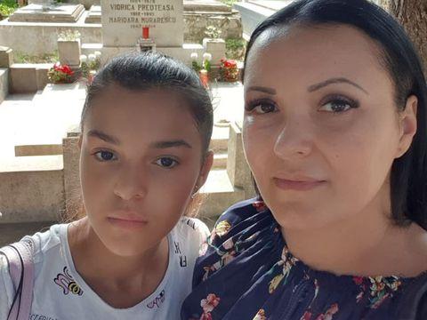 Silvana Rîciu, la cimitir înainte de nuntă! Ce s-a întâmplat! EXCLUSIV