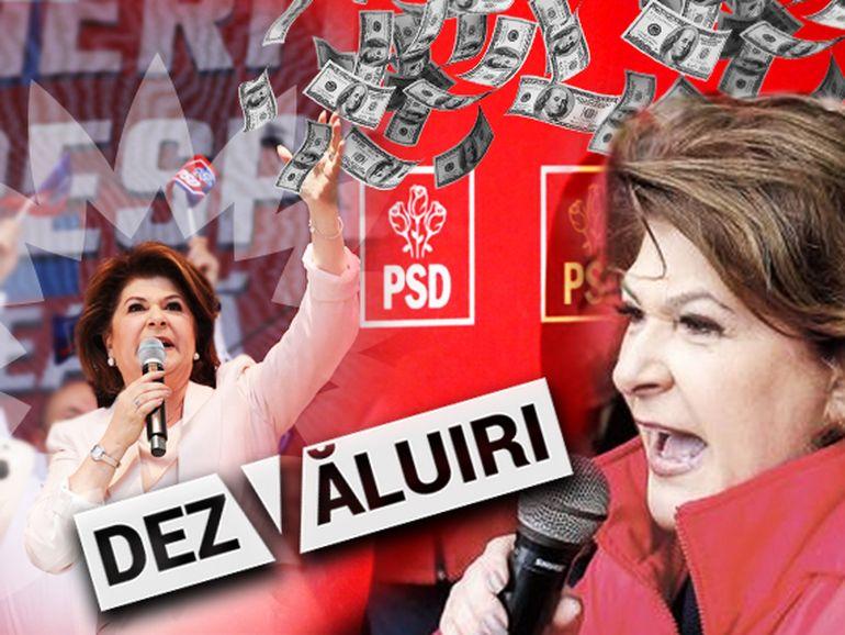 Rovana Plumb a împrumutat PSD cu 800.000 de lei! Vezi de la cine a luat banii politiciana propusă pentru funcția de comisar european!   DEZVĂLUIRI