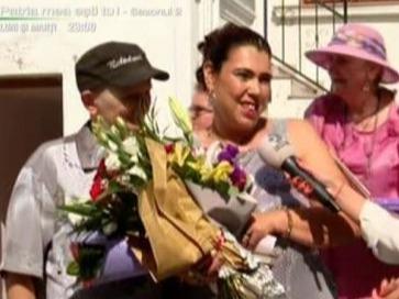 Ioana Tufar s-a măritat azi! Momente tandre la Starea Civilă între ea și Ionuț! Cum o cheamă acum în buletin