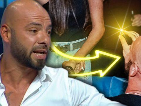 Burlac convins, Faimosul Giani Kiriţă a căzut în faţa unei brunete şi a cerut-o de față cu toată lumea! Avem dovada