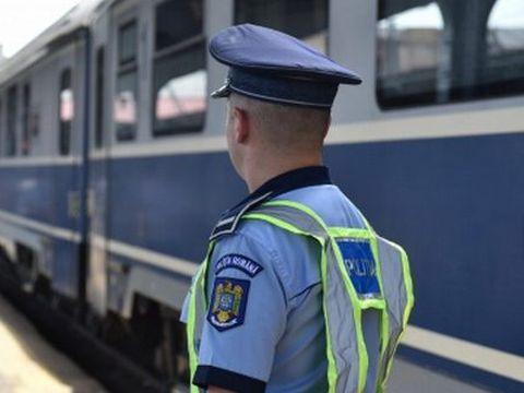Un bărbat a vrut să își viziteze prietenul, dar nu a avut bani de bilet de tren! Cum l-au găsit polițiștii