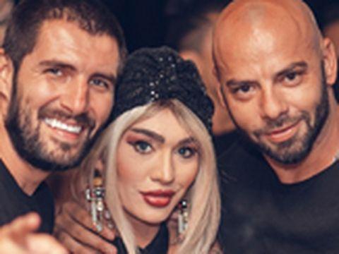 """Cătălin Cazacu, noapte nebună cu Margherita din Clejani! """"Vulturul"""", atac asupra """"prăzii"""", într-un club de noapte"""