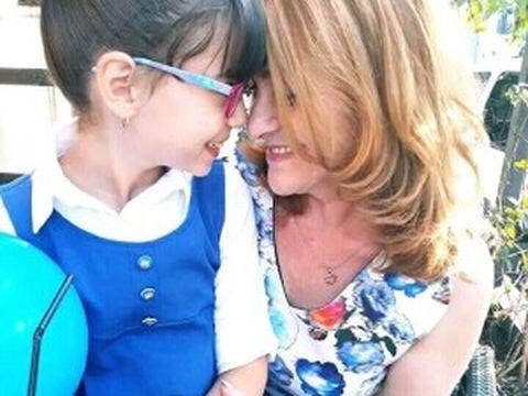"""Iulia a provocat un accident teribil în care fiica ei de nouă ani a murit! Ce mesaj halucinant a primit: """"Nu plânge și nu fi tristă"""""""