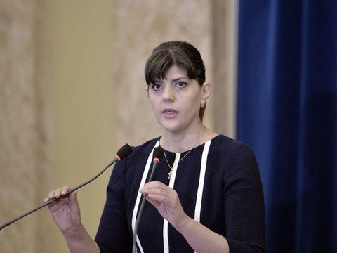 Laura Codruța Kovesi este noul procuror-șef european! Ce mesaj a transmis ea