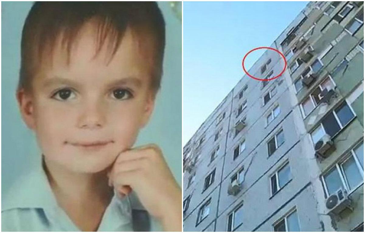 La 8 anișori, Anton a murit după ce a sărit de la etajul al nouălea, de frica părinților! Ce i-au făcut
