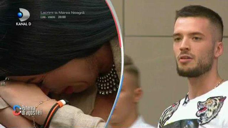 Paula, în lacrimi la Puterea Dragostei! A fost din nou scandal la Puterea Dragostei! Livian i-a luat apărarea