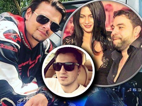 Mario Iorgulescu a avut o aventură cu logodnica lui Florin Salam! Roxana Dobre l-a schimbat pe fiul lui Gino cu băiatul lui Olăroiu