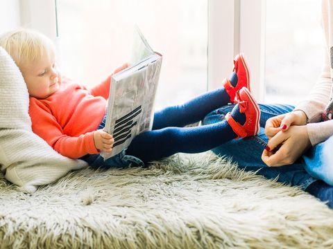 Cum iti incurajezi copilul sa citeasca? 7 metode ajutatoare
