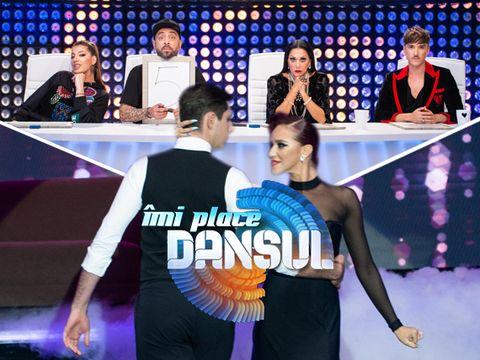 """Moment de senzație oferit de o concurentă de la """"Îmi place dansul""""! Cum au reacționat jurații"""
